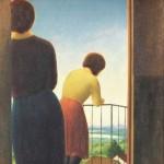 Georg_Schrimpf_-_Auf_dem_Balkon