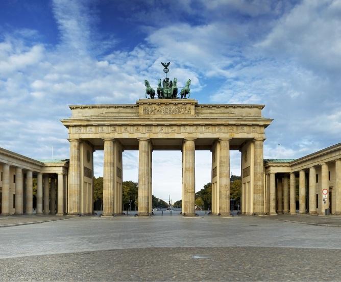 La porta di brandeburgo blog di storia e cultura a berlino - Porta di berlino ...